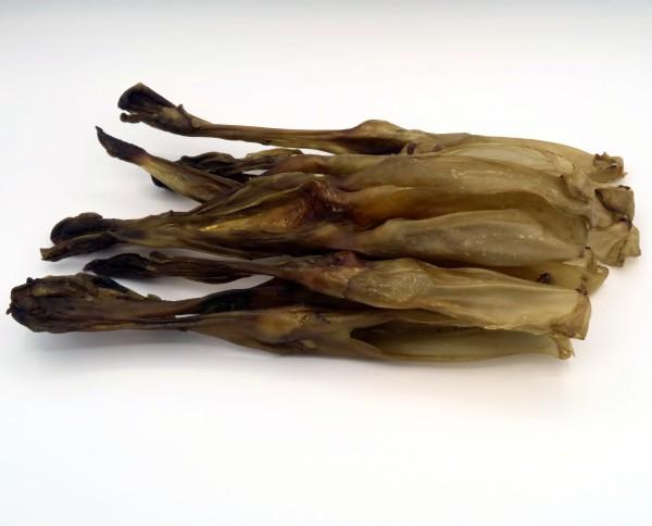 DERA CROC Kaninchenohren ohne Fell