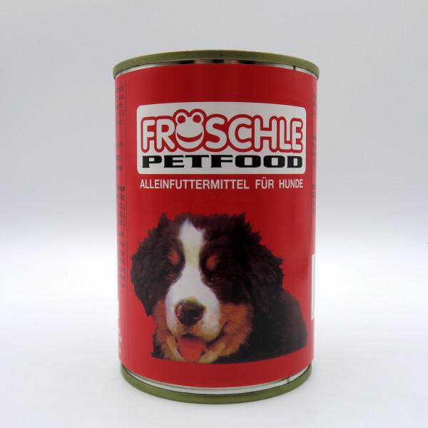 Fröschle Petfood Rind